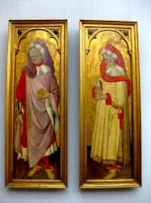 Giovanni da Modena - SS Cosmas and Damian