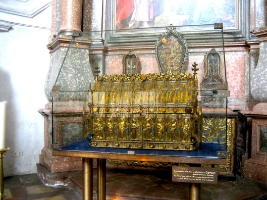 Reliquary of Saints Cosmas and Damian