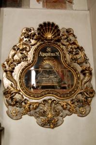 Relics of Saint Agapitus
