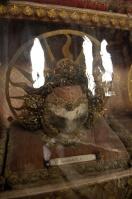 Saint Skull Close-up