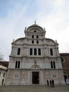 Church of San Zaccaria