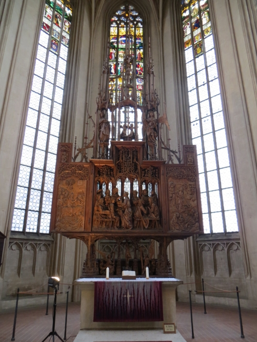 Altar of the Holy Blood