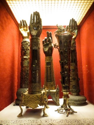Arm Reliquaries