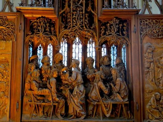 Holy Blood Altar - Corpus 2