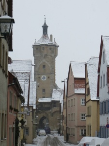 Rothenburg - Street