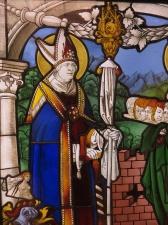 Saint Erasmus (detail)