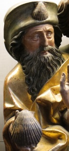 Saint James (detail)
