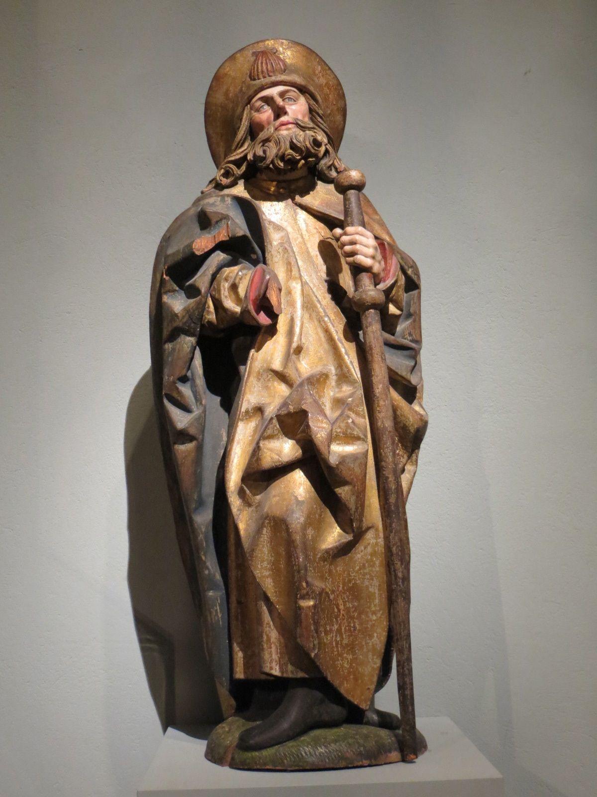 Saint James - Metropolitan Museum