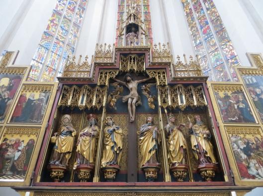 Twelve Apostles Altar