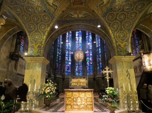The High Altar of Aachen Cathedral