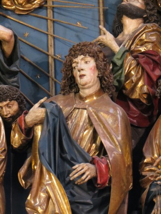 Saint John (detail)
