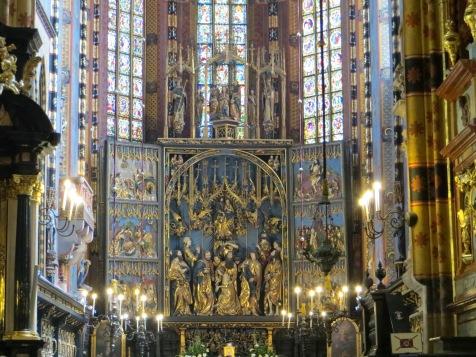 Saint Mary's Altar