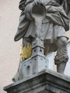 St. Florian - Salzburg (detail)