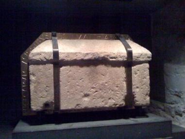 Reliquary of St. Mattias