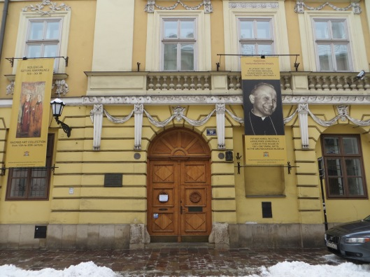 Archdiocesan Museum, Krakow, Poland