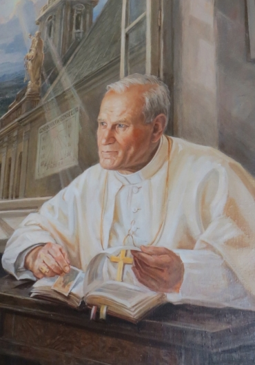 John Paul II Portrait