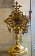 Reliquary (St Borromeo) - Krakow