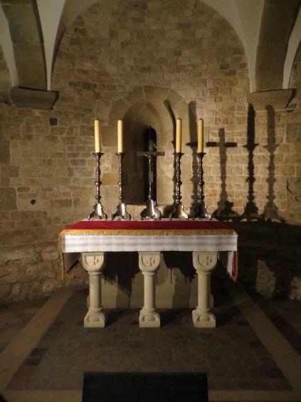 Saint Leonard's Crypt