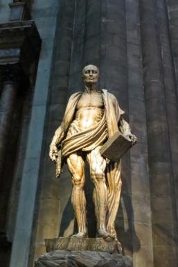 St Bartholomew - Milan Cathedral