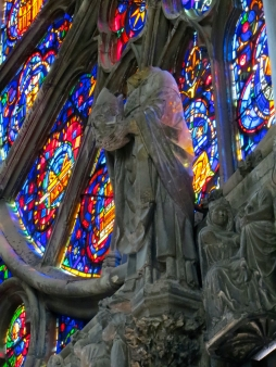 St Denis - Rheims Cathedral