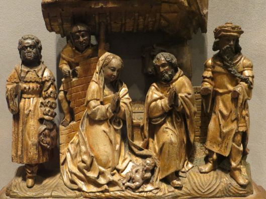 Adoration of the Magi - Metropolitan Museum