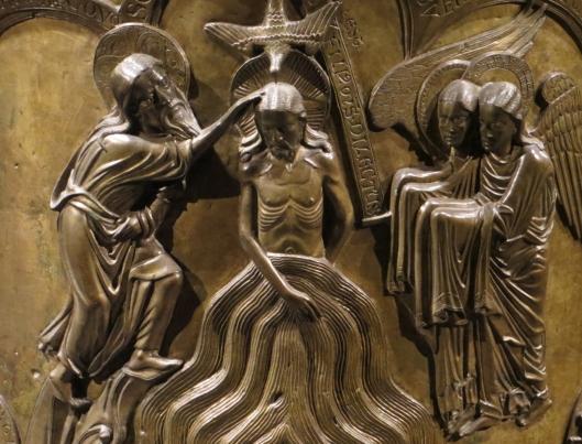 Baptismal Font Hildesheim Cathedral