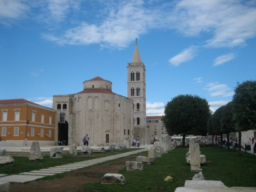 Church of Saint Donatus, Zadar, Croatia