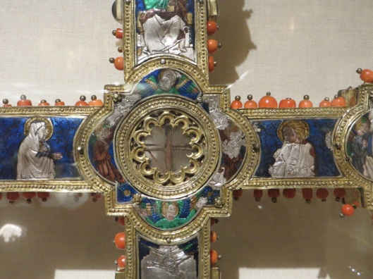 Italian Reliquary Cross