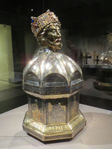 Reliquary of Saint Oswald 2