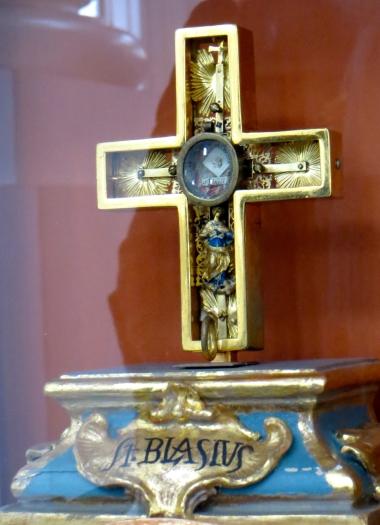 Relic of Saint Blaise, Dom Sankt Blasien, Sankt Blasien, Germany