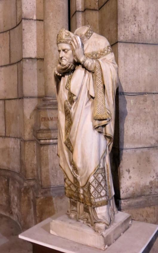 St Denis - Sacre Coeur
