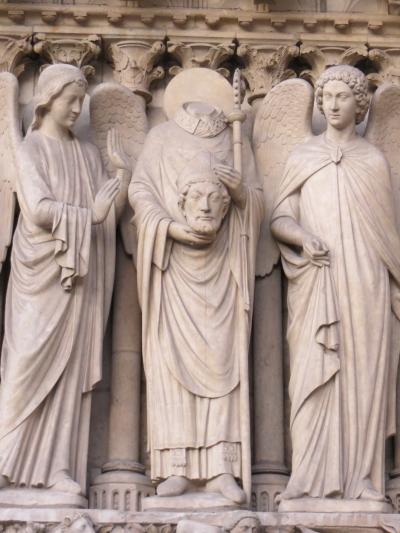 Saint Denis - Notre Dame Cathedral