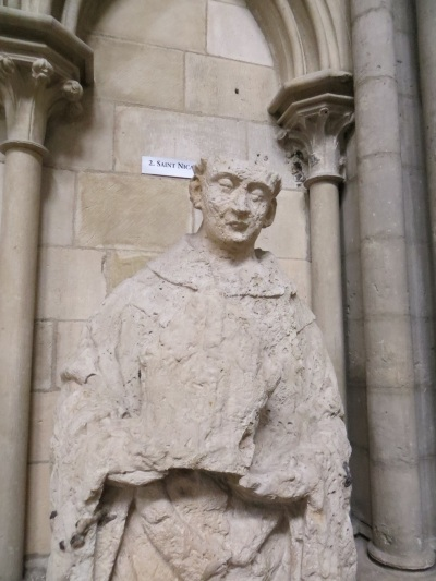 Saint Nicasius, Rouen Cathedral, Rouen, France