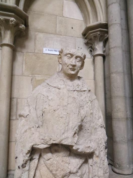 Saint Nicasius - Rouen Cathedral