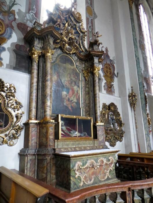 Waldauf Chapel - Saint Catherine 2