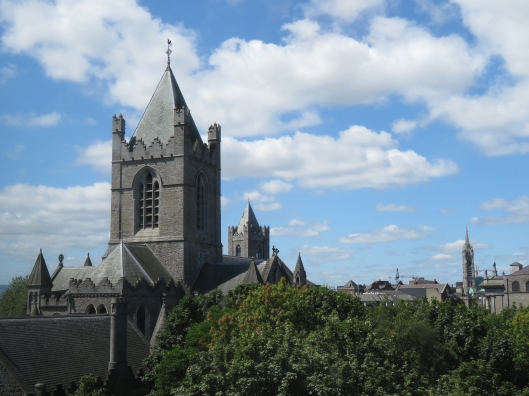 Christ Church Cathedral - Exterior 2