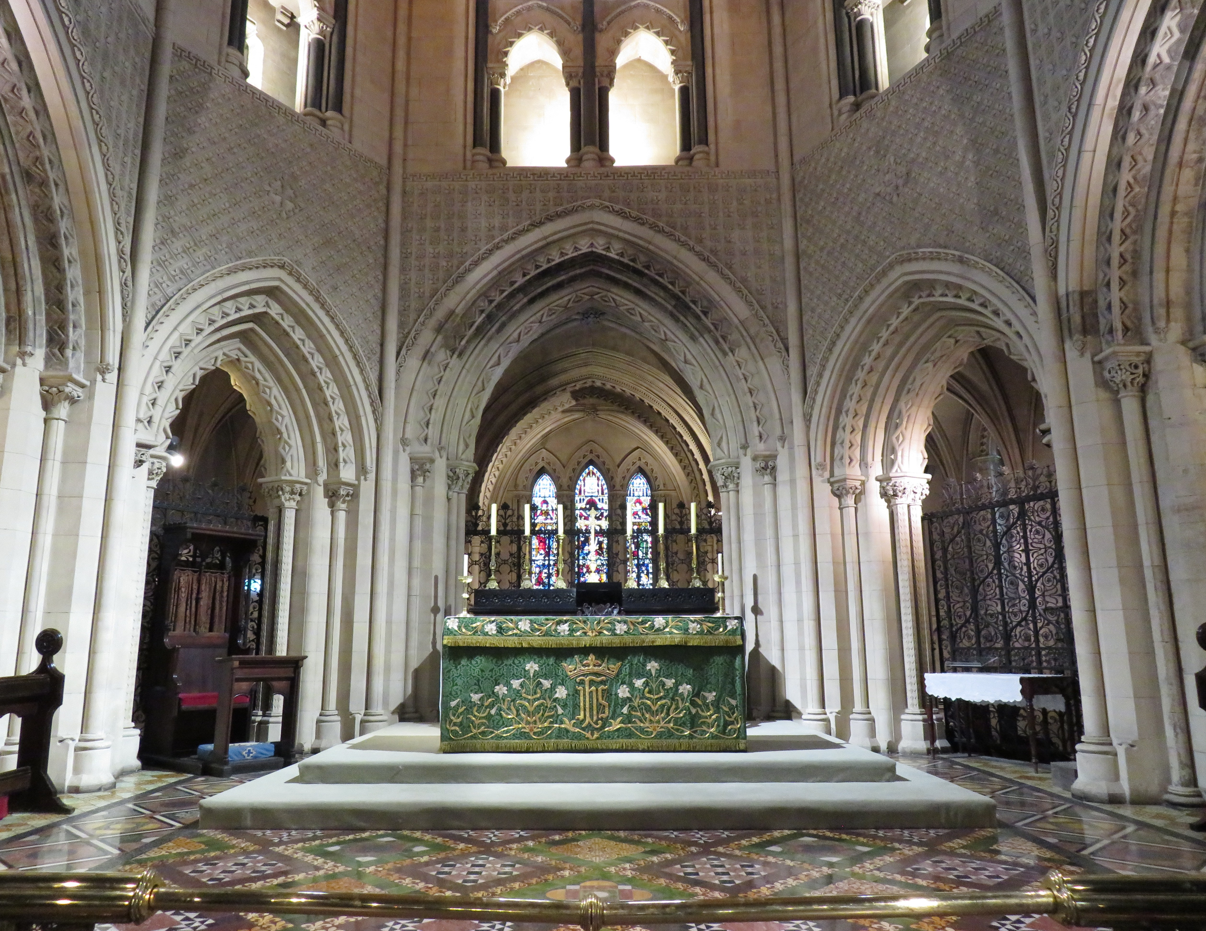 Christ Church Cathedral - High Altar 2 (low)