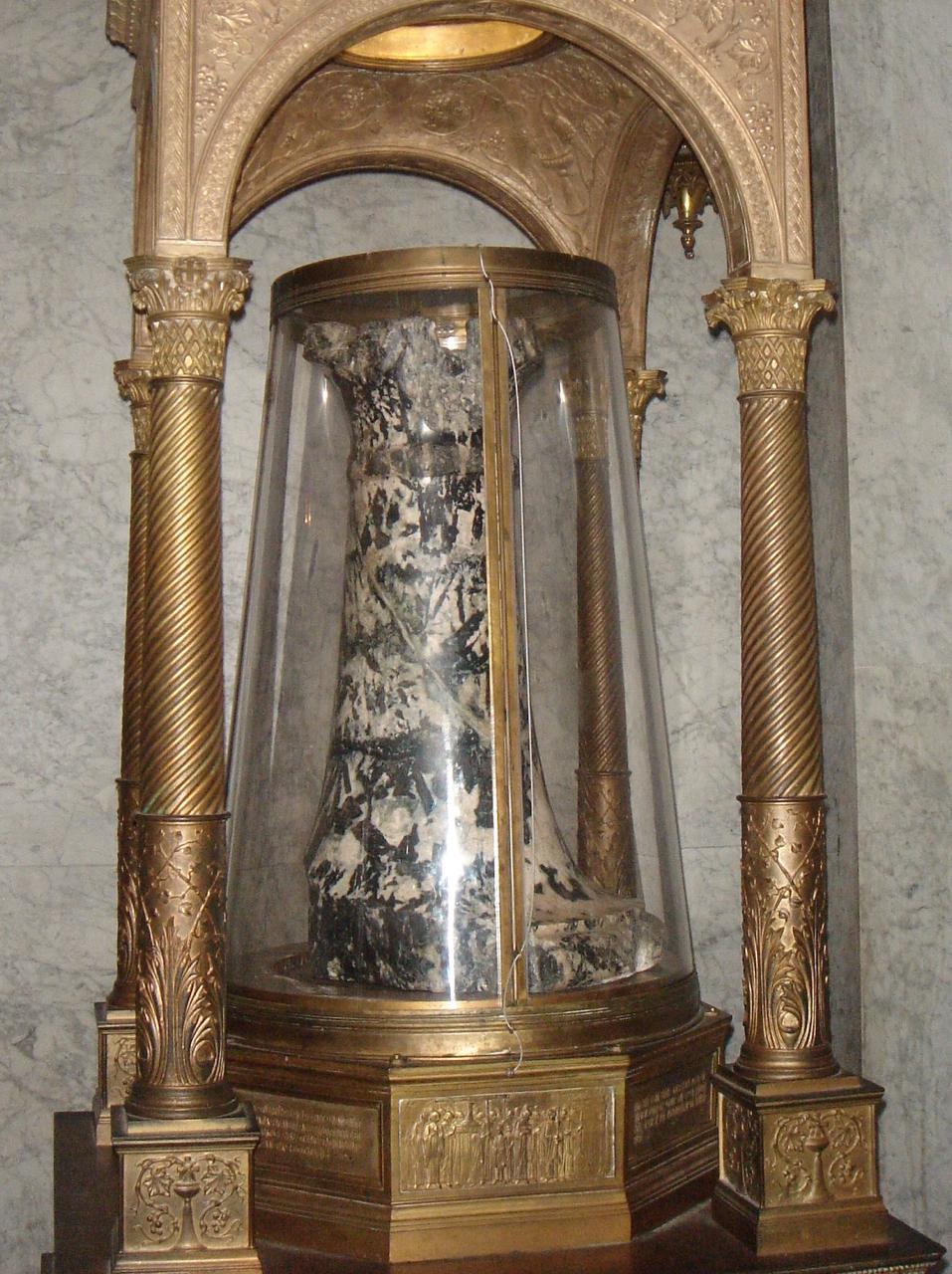 Column of the Flagellation - Santa Prassede