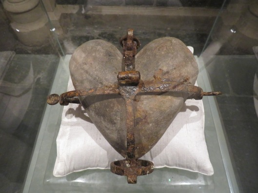 Heart Reliquary of Saint Laurence O'Toole 2