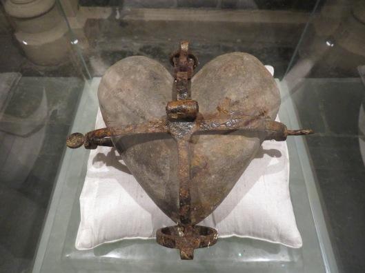 Heart Reliquary of Saint Laurence O'Toole 2