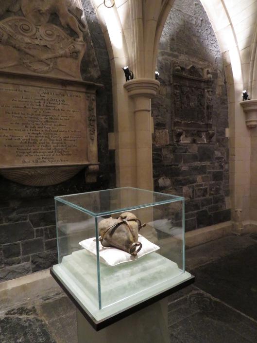 Heart Reliquary of Saint Laurence O'Toole