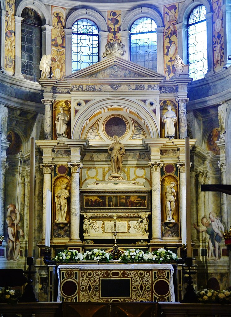 High Altar - Church of San Rocco